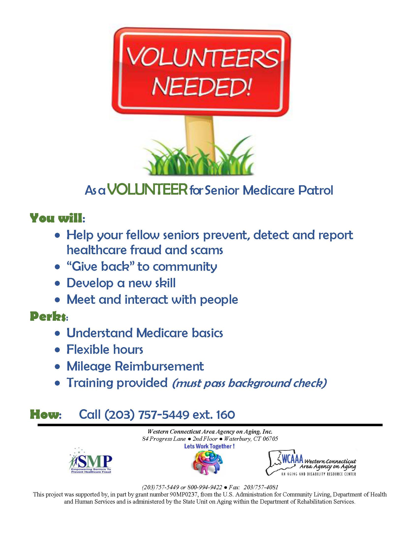 senior medicare patrol (smp) | western connecticut area agency on aging